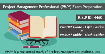 PMP® Exam Preparation (5<sup>th</sup> & 6<sup>th</sup> Edition)