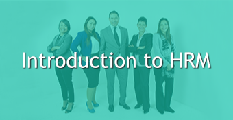 Online Training Course on Introduction to HRM (Introduction to HRM)
