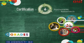 Online Training Course on eGRADES - Certification in 6 Psychometric Assessments (Get Results by Assessing & Developing </br>Effective Styles (eGRADES))