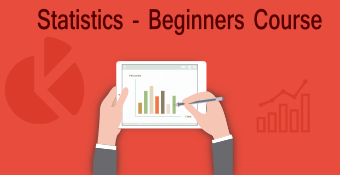 Online Training Course on Statistics for Beginners (Statistics for Beginners)