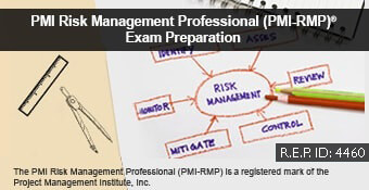 Online Training Course on PMI-RMP<sup>®</sup> Exam Preparation (PMI-RMP<sup>&reg;</sup> Exam Preparation)