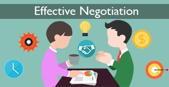 Effective Negotiations