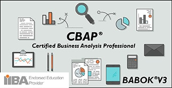 Online Training Course on CBAP<sup>®</sup> Exam Preparation (CBAP<sup>&reg;</sup> Exam Preparation)