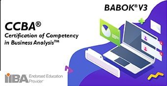 Online Training Course on CCBA<sup>®</sup> Exam Preparation (CCBA<sup>&reg;</sup> Exam Preparation)