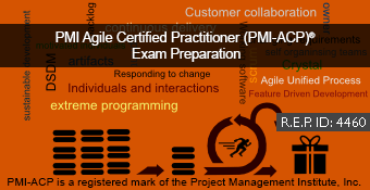 Online Training Course on PMI-ACP<sup>®</sup> Exam Preparation (PMI-ACP<sup>&reg;</sup> Exam Preparation)