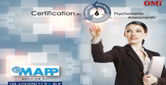 eMAPP 6 - Certification in 5 Psychometric Assessments
